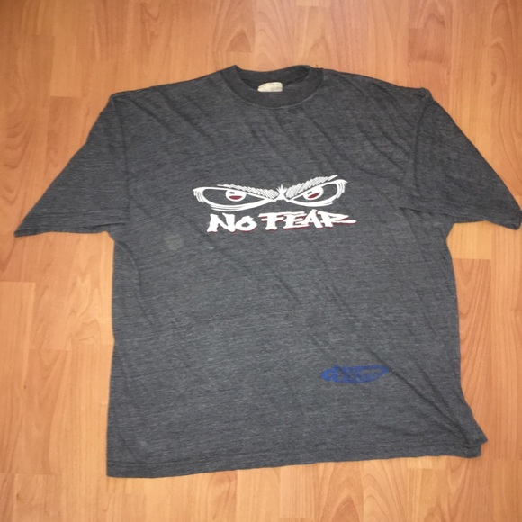 No Fear Other - Vtg No Fear Men's Logo T-Shirt XL